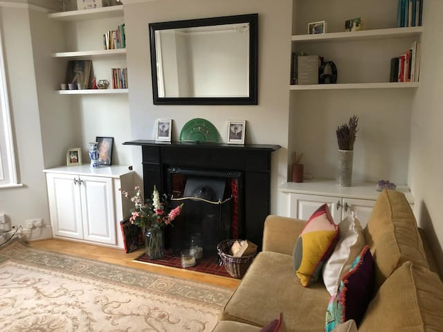 Well located house in London 5m from station