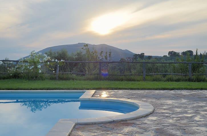 Casale Ferronio - App. Le Palme  - Ponticelli - Villa
