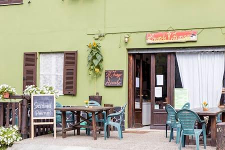 LOCANDA DEL FUNGO - Piampaludo - Bed & Breakfast