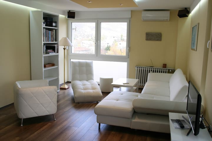 1A7 WEST SIDE - ZAGREB APARTMENTS - Zagreb - Wohnung
