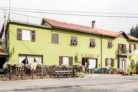 Inn of the fungus - Piampaludo Savona - Bed & Breakfast