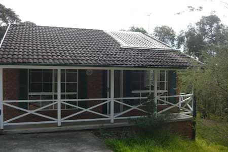 Kookaburra Cottage- Blue Mountains - Woodford - Talo