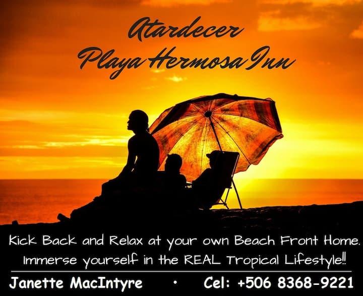 Atardecer Playa Hermosa Inn  Hab. #7