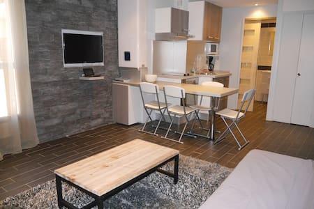 CHARMANT STUDIO AU COEUR DE VALBERG - Péone - Apartament