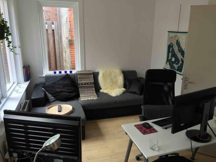 Appartement in centrum Haren, Groningen