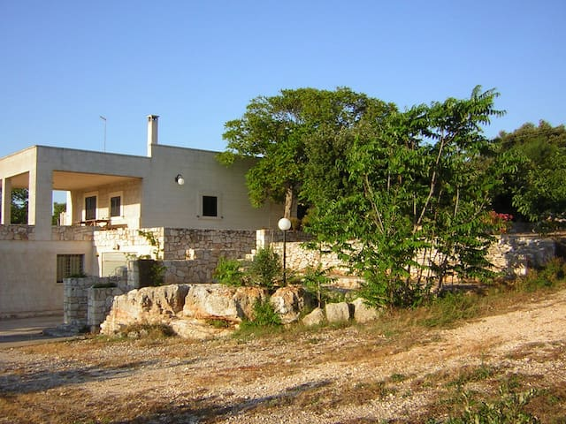 stone villa holidays in puglia  - Cisternino - Apartment