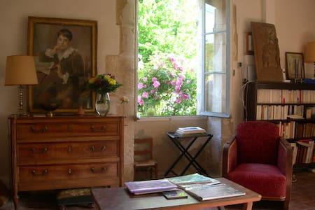 Nature et calme, comme à la maison - Stigny - Hus