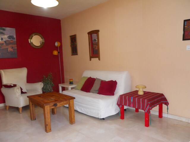 Apartamento céntrico  muy cómodo   - Granada - Appartement