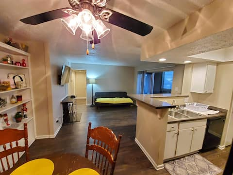 Fully Furnished Apartment All To Yourself!