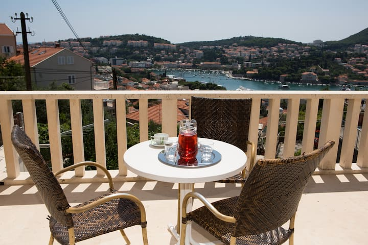 Room with a beautiful view - Dubrovnik - Casa