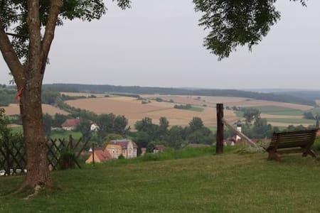 Weite und Ruhe unterm Kloster - Neresheim - Aamiaismajoitus
