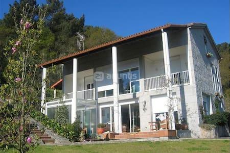 Casa con Piscina y magníficas vistas - Barbantes (Orense) - Шале