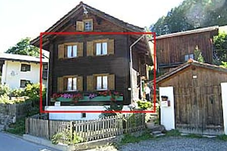 300 year old wooden farmer house - Praden - 独立屋