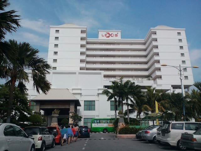 Lexis Premium Tower Seaview, PD - Port Dickson - Byt