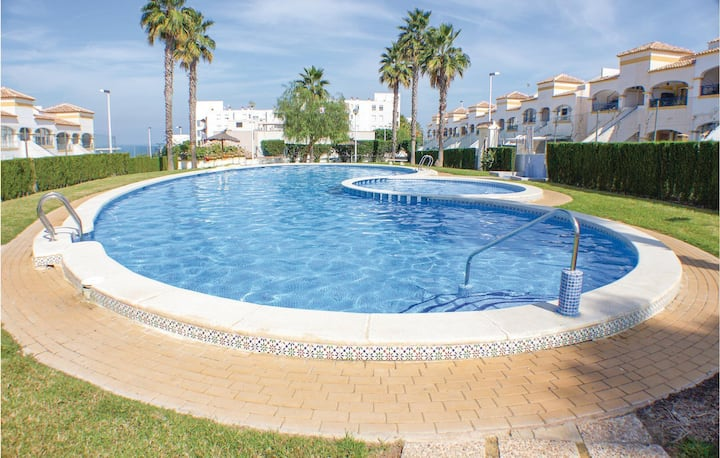 Apartment with Sea Views and 3 pools Gran Alacant