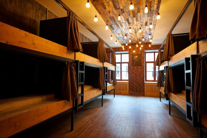 """Bed Stage"" Hostel - 1 bed - THE experience"