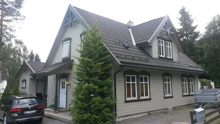 Nice house or room in Hamar - Hamar - House