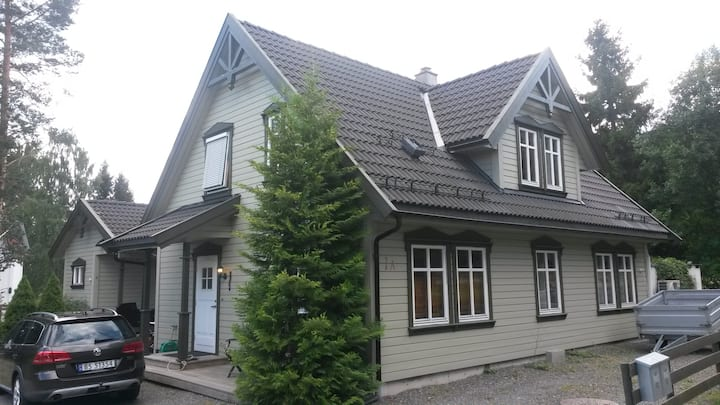 Nice house or room in Hamar