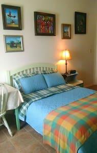Artist's guest bedrooms - Yuma - Huoneisto