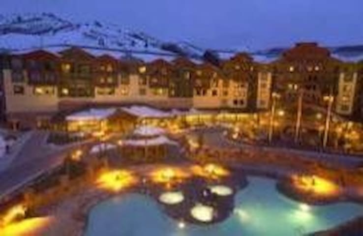 GRAND SUMMIT Ski-In/out 1-Bedrm Park City SUNDANCE - Park City - Appartement