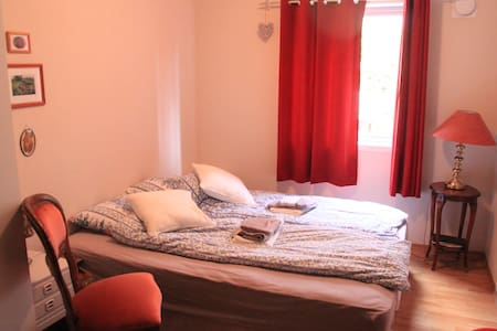 2 Rooms available (only Summertime) - Åkrehamn - Apartamento