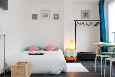 Very bright and nice studio - Appartement