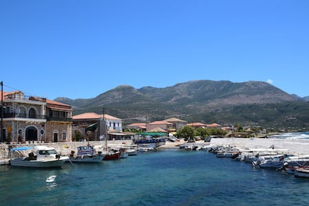 Seaside Jewel in the Heart of Mani  - Agios Nikolaos