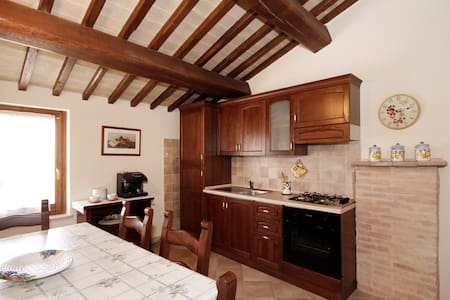 Historical country house in Umbria - Montefalco - Apartment