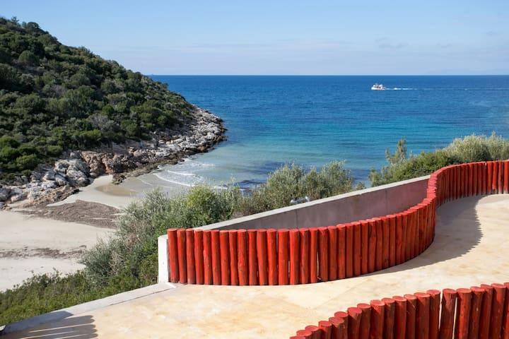 Villa Mimina.