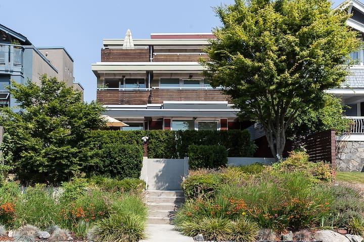 Fabulous Townhouse, Ocean breezes! - Vancouver - House
