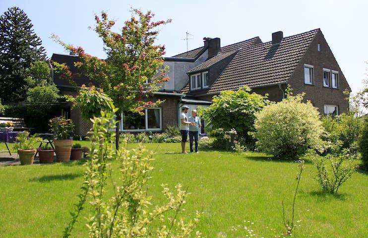 Ferienwohnung in Nettetal-Hinsbeck - Nettetal - Apartment