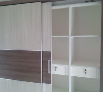 Silkwood apartment alam sutra - Tangerang selatan - Byt