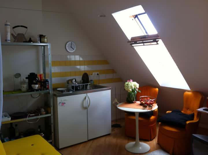 1-Zimmer Dachgeschosswohnung