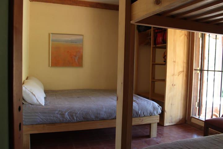 Doubleroom + Horseback Riding - Valparaiso - Bed & Breakfast