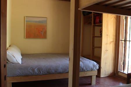 Doubleroom + Horseback Riding - Valparaiso