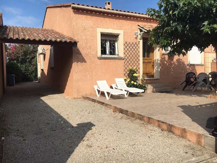 L'Avocette, Villa plein pied 3 chambres doubles