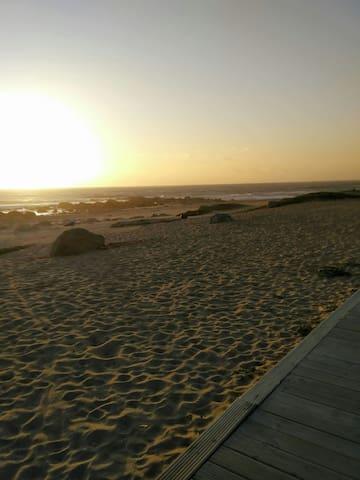 praia de vila nova gaia-canidelo
