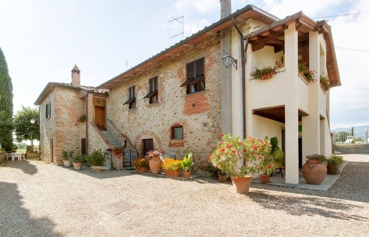Appartamento in oasi  - Castiglion Fibocchi  - Apartment