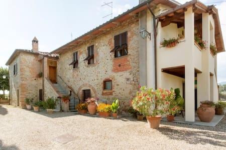 Appartamento in oasi  - Castiglion Fibocchi  - Lägenhet