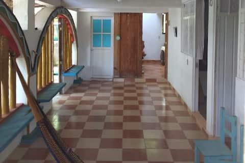 Bonita Casa de Campo en la Costa Oaxaqueña