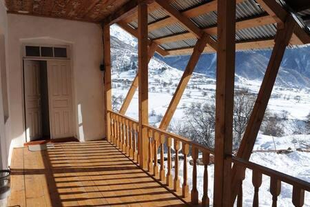 Guest House Murkvam in Becho,  Svaneti, Georgia