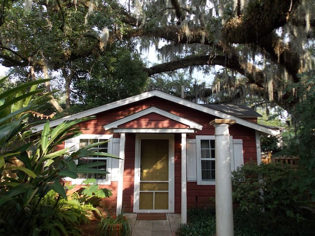 The Heart of Avondale Cottage - Jacksonville - Departamento