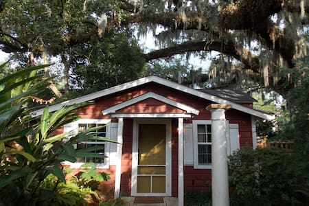 The Heart of Avondale Cottage - Jacksonville - Leilighet