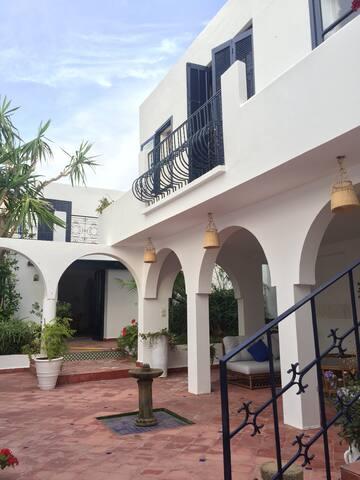 Maison de plage Dar Bouazza