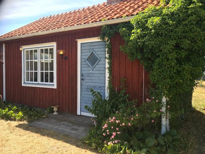 Mysig stuga -Cosy guesthouse -Gemutlish Gästehaus
