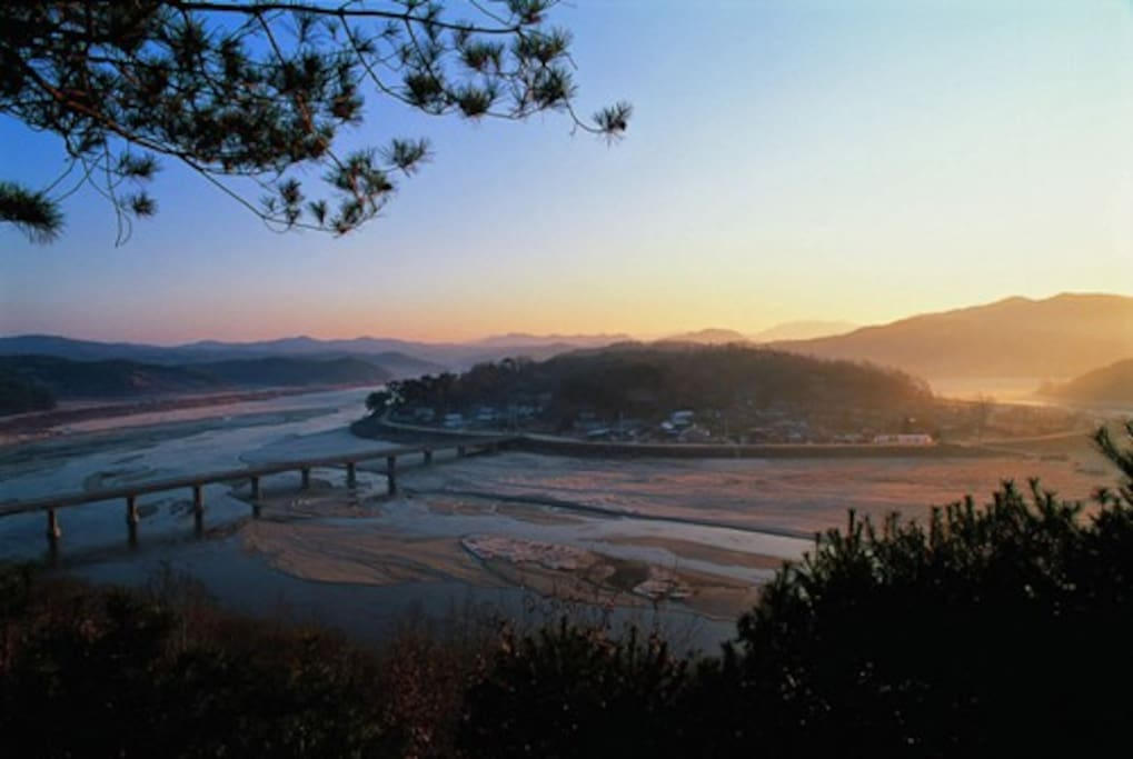 Museom Village B&B 무섬마을 민박(수춘재)