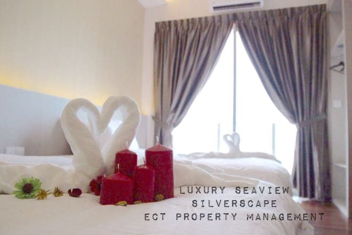 Silverscape Luxury Residence Studio Sea View - Melaka - Lägenhet