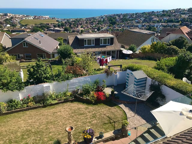 Superb Sea-View room & Ensuite near Brighton