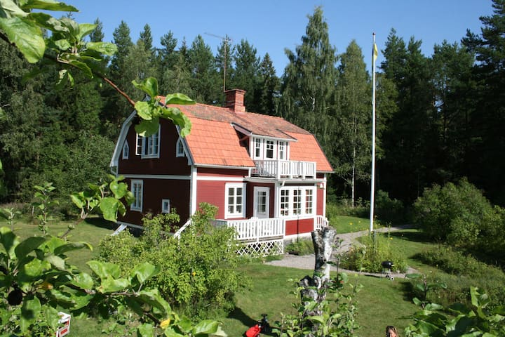 Charming typical Swedish house - Björkö - House