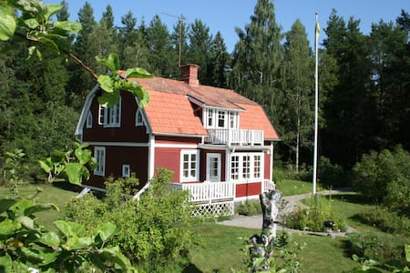 Charming typical Swedish house - Björkö - Haus